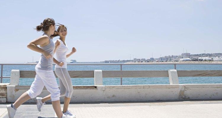Pratique exercícios não apenas para perder peso, mas para manter-se saudável