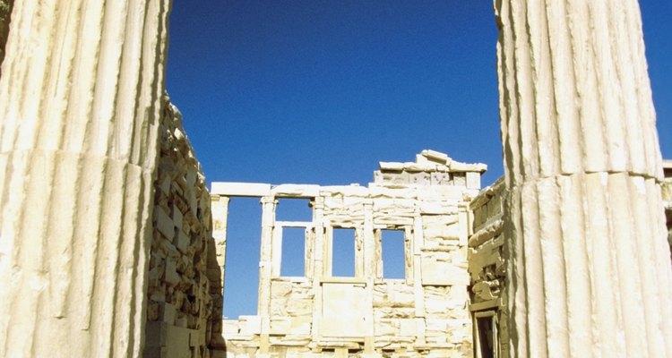Templos de democracia.