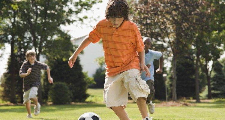 Soccer is inexpensive to play