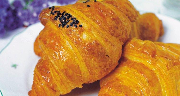 El croissant es bueno con casi cualquier acompañamiento.