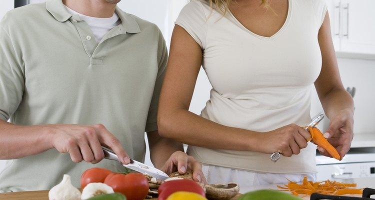 Escolha carboidratos inteligentes como parte de uma dieta saudável