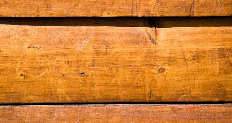 American lumber sizes are designated in inches and feet.