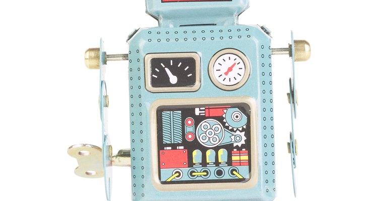 Exemplo de robô