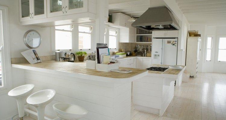 La estética y la funcionalidad son dos de las principales cualidades de una cocina moderna.