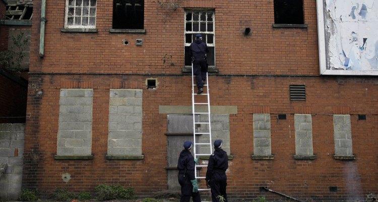 Avoid walking under ladders?