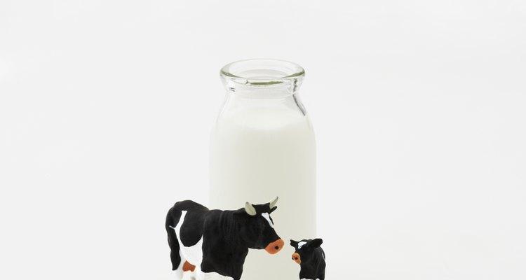 Los diferentes tipos de crema contienen diferentes cantidades de grasas de leche