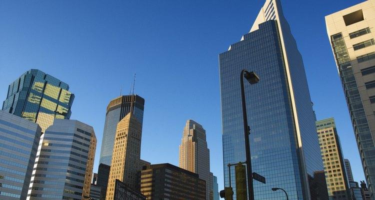 Los arquitectos están detrás de muchos de los edificios que dan forma al contorno de nuestras ciudades.
