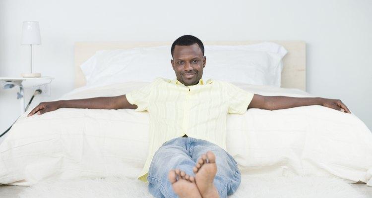 Um colchão mais firme, com maior sustentação, oferece uma maior qualidade de sono