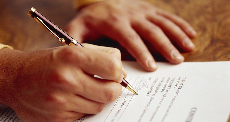 A carta de explicação é escrita para bancos para explicar a sua posição financeira