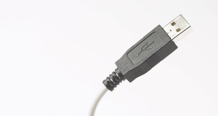 Saiba como reconectar um cabo USB
