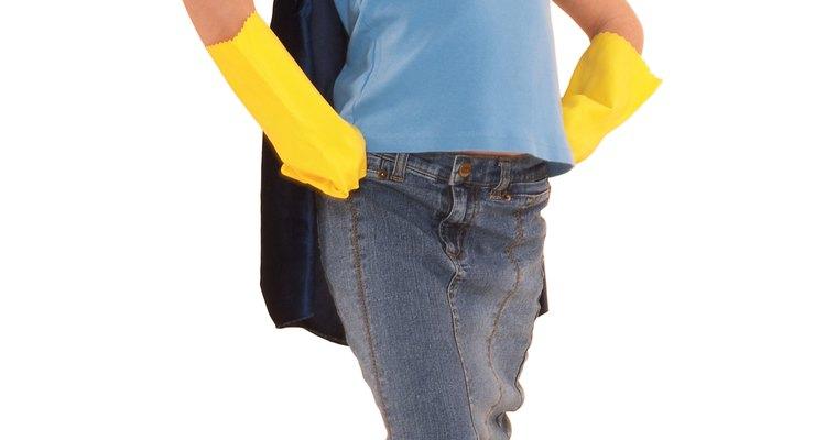 Fabrica tu propio traje de musculoso.