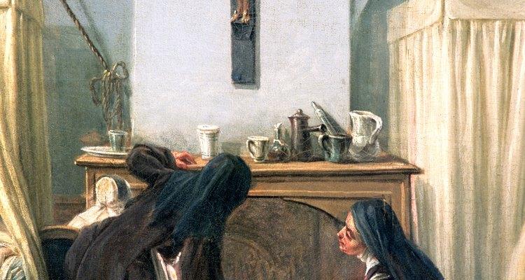 Tornar-se uma freira não é uma decisão fácil