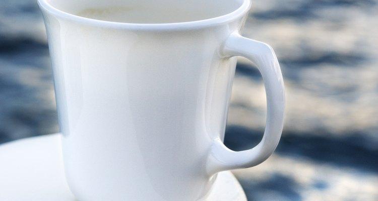 Sua xícara de café pode ser facilmente consertada