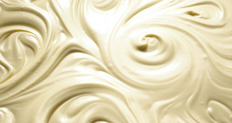 El chocolate blanco no es técnicamente chocolate.