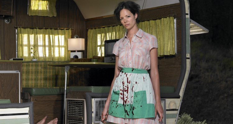 Fake blood is a useful tool for special effects, but it can be damaging to clothing.