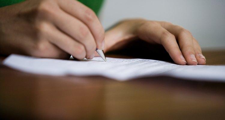 Poner una declaración en papel (o en un foro en línea) ayuda a eliminar la confusión.