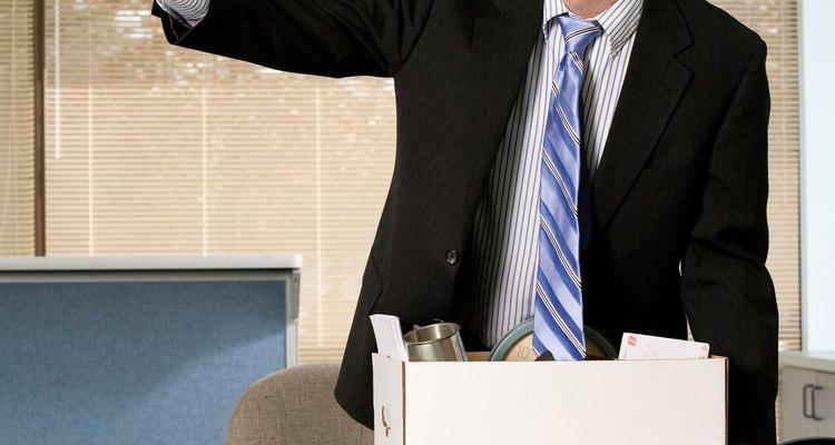 Evita insistir en los aspectos más negativos asociados con tu despido.