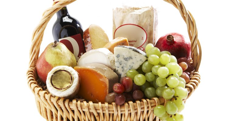 Creative games go along with the sophisticated atmosphere of a wine-and-cheese party.