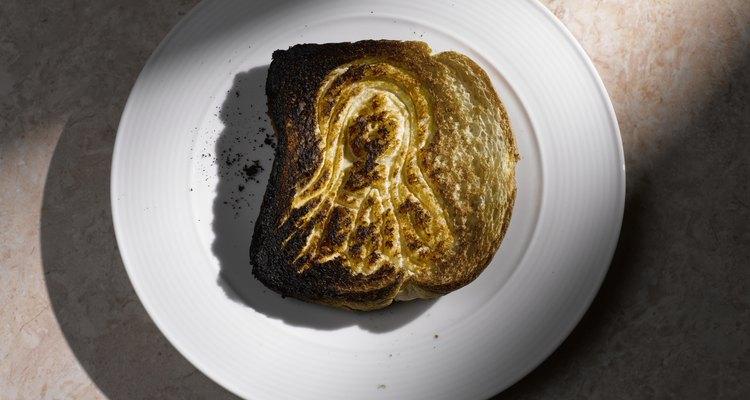 Comida queimada