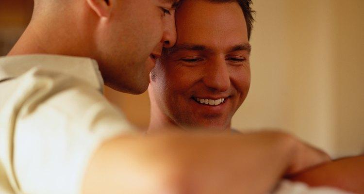 Homens muito certinhos nos momentos íntimos podem ser gays
