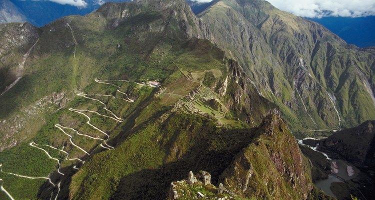 A religião estruturava a vida diária do povo inca