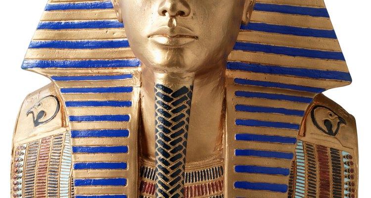 Os egípcios já fundiam ouro por mais de um milênio na época da morte de Tutancâmon