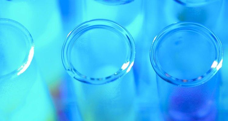 Depois de realizar uma extração ácido-base, é preciso calcular a porcentagem de recuperação