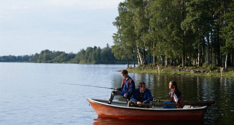 En Oshkosh puedes pescar y pasear en bote, entre otras atracciones.