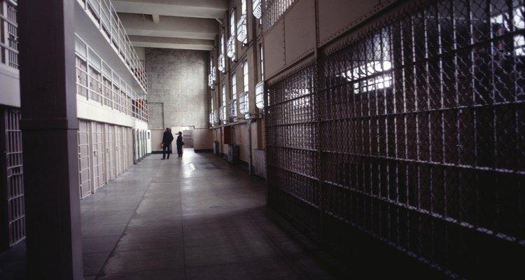 Los presos tienen poca o ninguna privacidad.