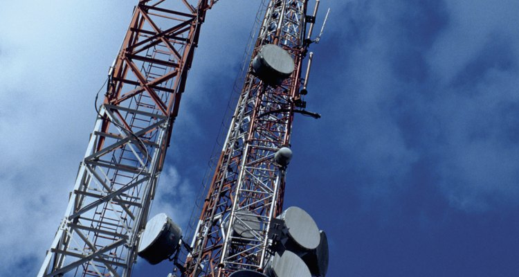 Earn money from a mobile phone mast.