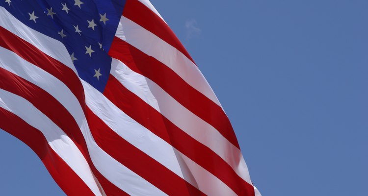 Respeto a la bandera.