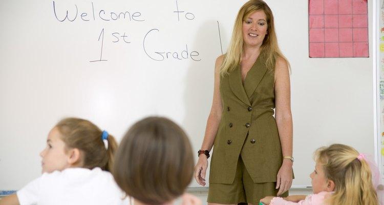 Encontrar el salón de primer grado correcto puede ayudar a que tu hijo florezca.