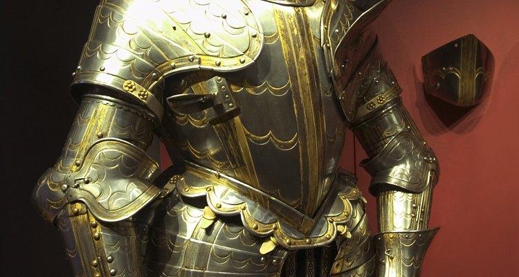 Use esses mesmos passos para fazer diferentes tipos de armadura