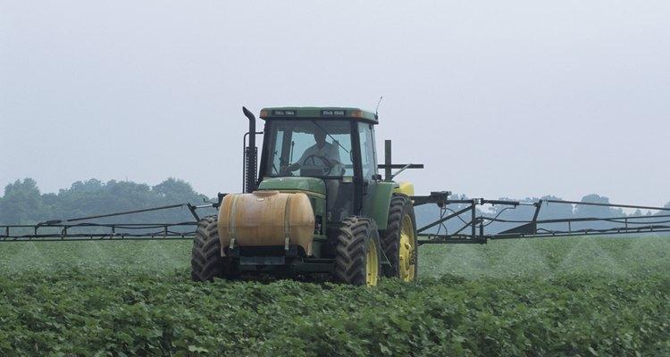 Herbicidas ajudam a controlar o crescimento da barba-de-bode