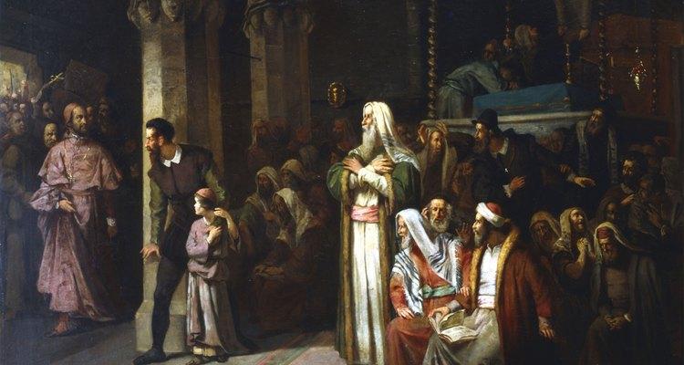 Los primeros patriarcas del Antiguo Testamento provocaron los tres grandes monoteísmos.