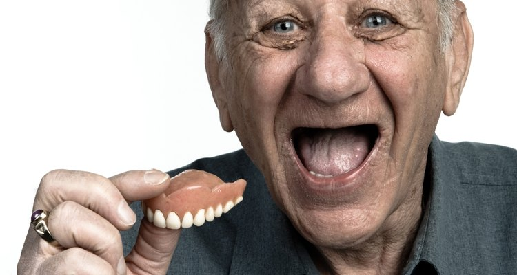 Save money with a do-it-yourself denture reline.