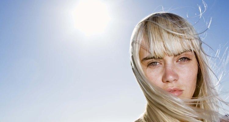 Vitaminas para el crecimiento del cabello.