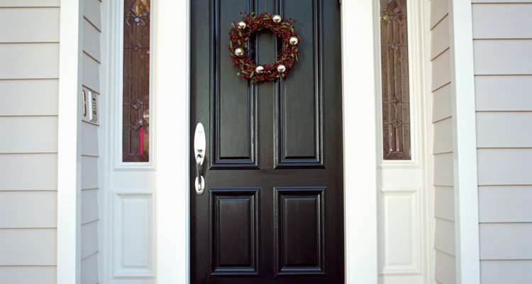 Puerta de casa.