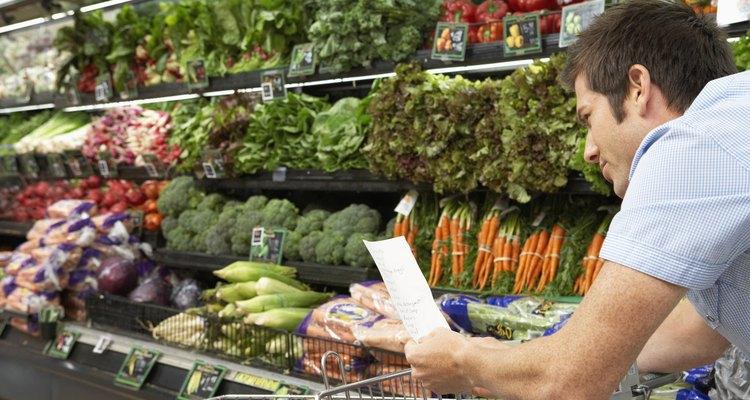 Comprar con lista en mano asegura una buena nutrición y ahorra dinero.