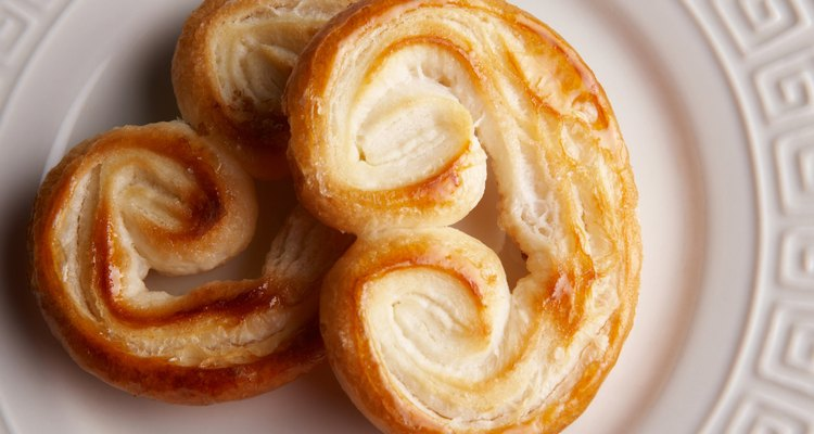Los panes y pasteles no pueden ser mantenidos por mucho tiempo debido a sus ingredientes.