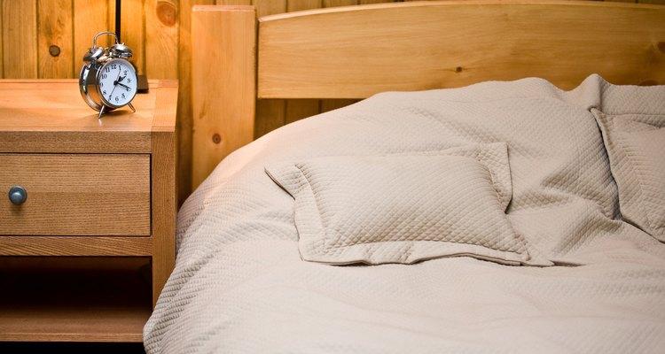 Una cama ruidosa puede quitarte el sueño.