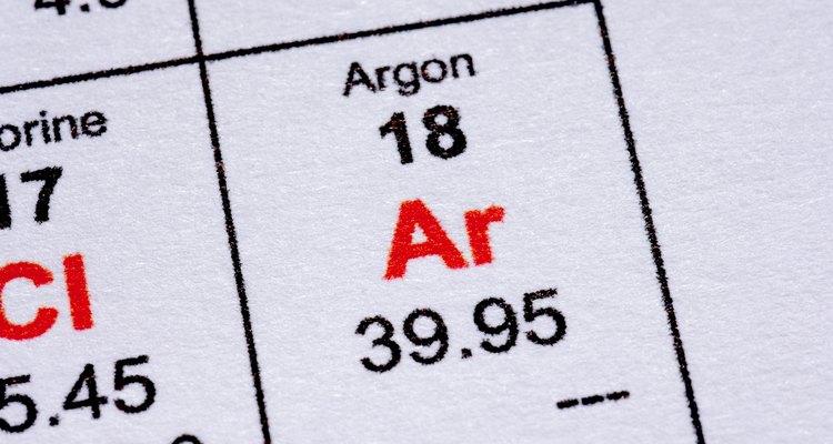 Argônio