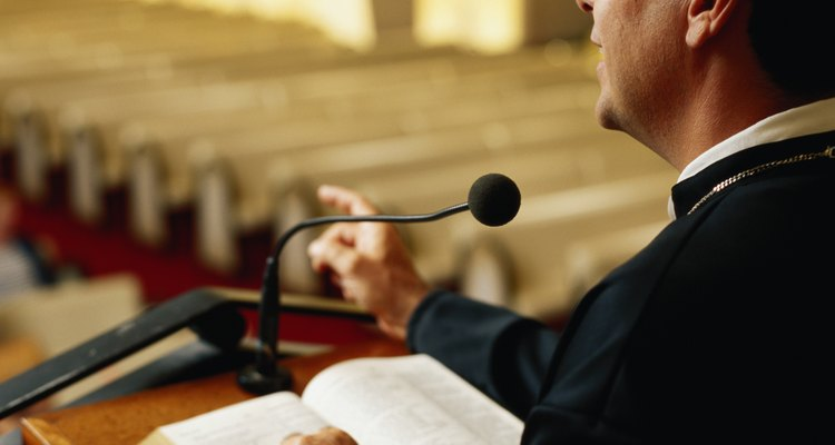 Sermons are most effective when prepared with the listener in mind.