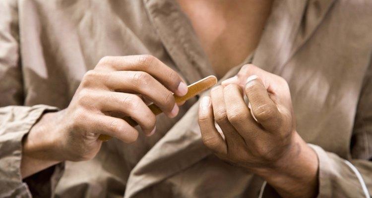 Manten las uñas cortas y limpias para evitar infecciones.
