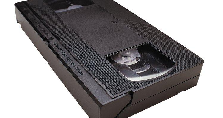 Melhore a qualidade de vídeo dos seus VHS convertendo-os para DVD