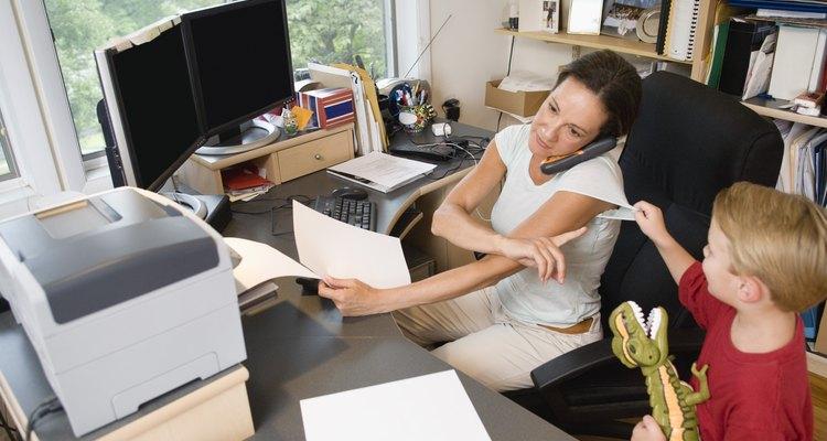 Mantenha as suas páginas em ordem durante a impressão para evitar que seu livreto fique desorganizado