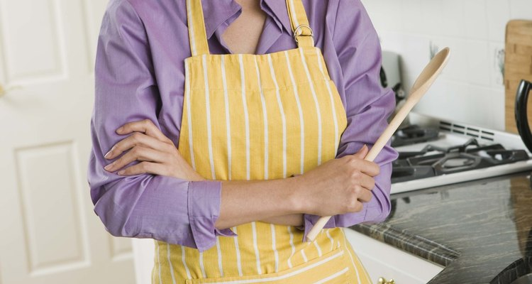 Cooking classes can make married life less stressful.