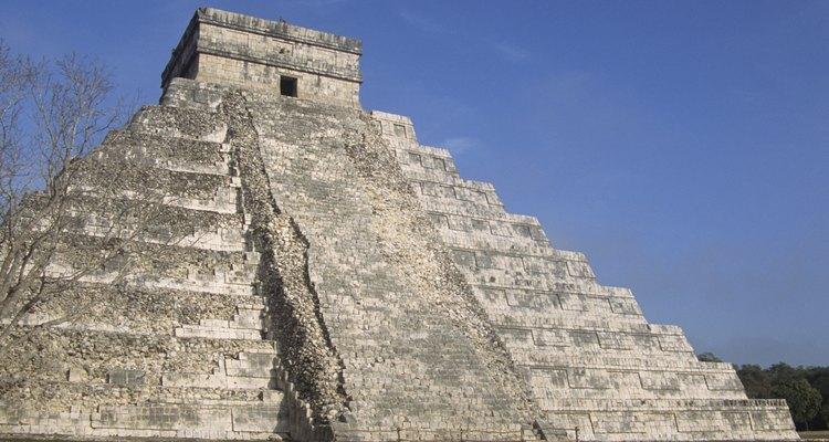 La civilización maya floreció en México, Guatemala y Belice.