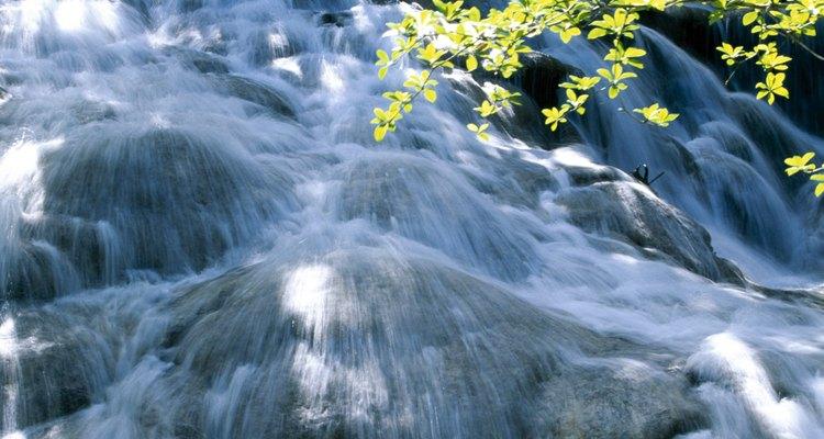 Las cataratas Dunn se encuentran entre las más bellas del planeta.