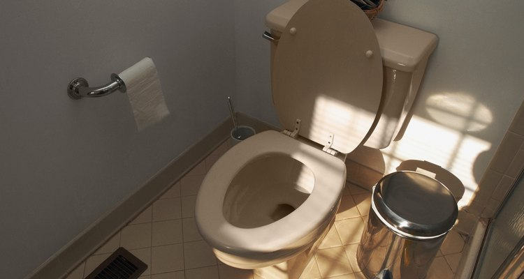 If your toilet continues to drain water out of the tank, causing repeat flushes then it could be one of several problems.